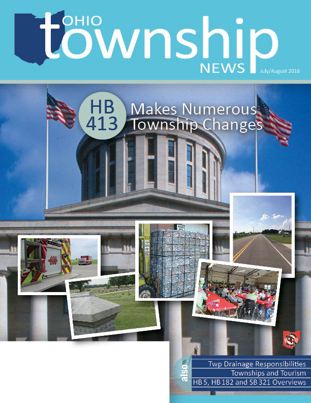 Ohio Township News July-Aug 16